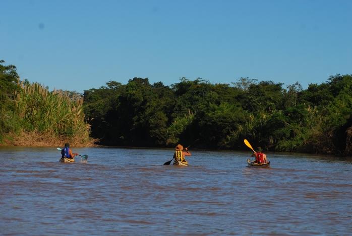 10 Trecho Vila de Sao Joaquim Landim em Inimutaba