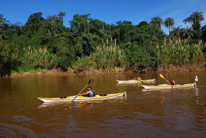 4 Navegacao no trecho Sumidouro - Funilandia