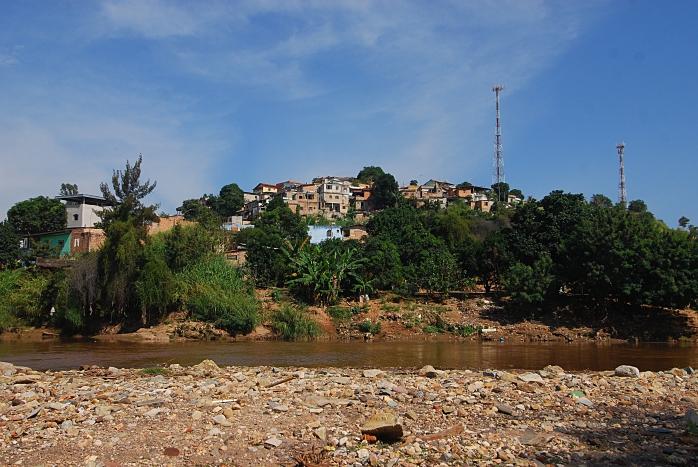 DSC_5339 - Rio das Velhas próximo a foz do Arrudas