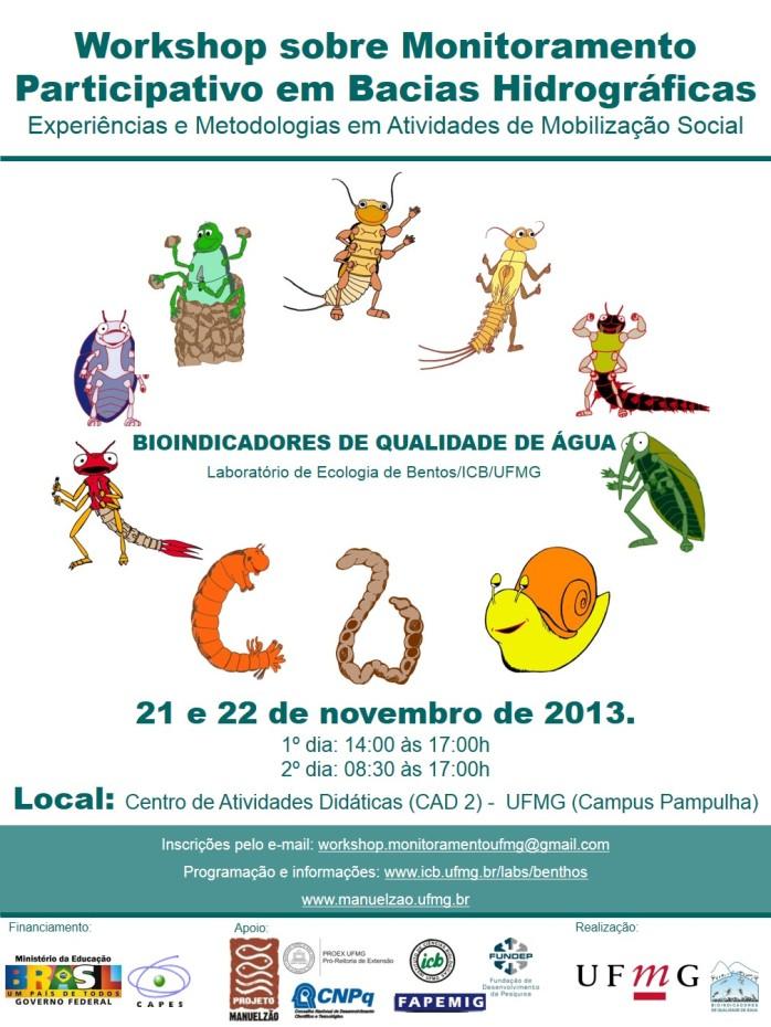 CartazDivulgação-WorkshopMonitoramentoParticipativo-21-22nov