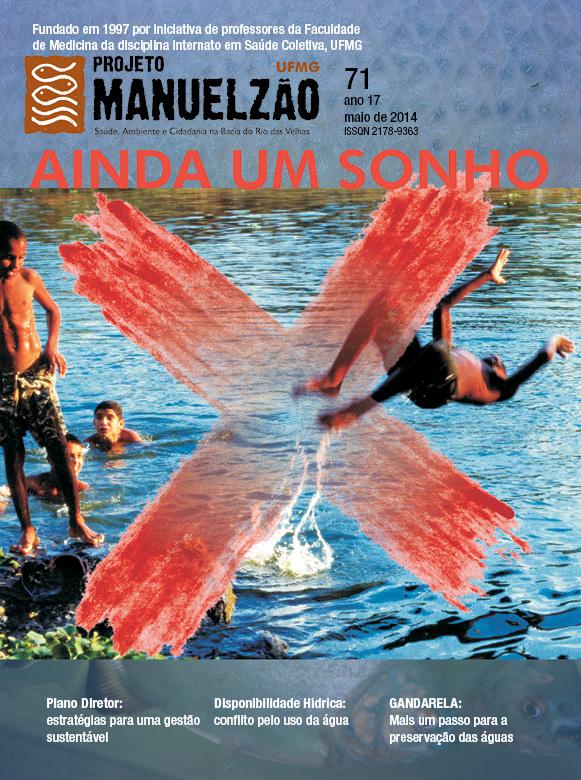 REVISTA MANUELZAO 71 - capa